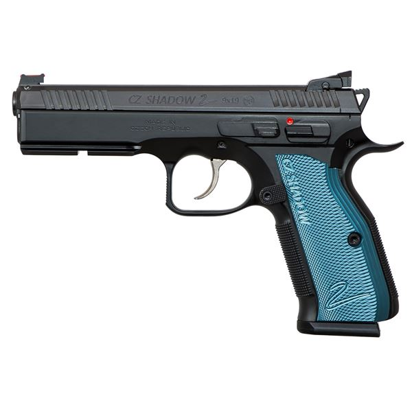 Picture of CZ Shadow 2 9mm Black Semi-Automatic Pistol