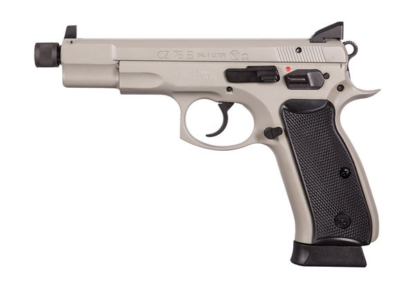 Picture of CZ 75 B Omega 9mm Urban Grey Pistol