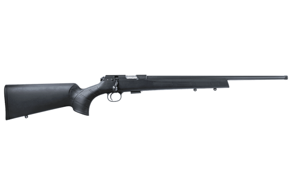 Picture of CZ 457 Synthetic 22LR Black Bolt Action 5 Round Rifle
