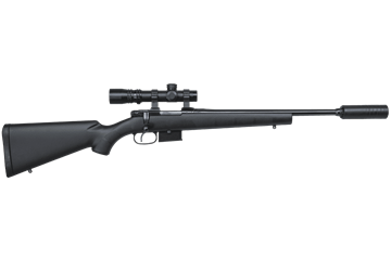 Picture of CZ 527 American 223 Rem Black Bolt Action 5 Round Rifle