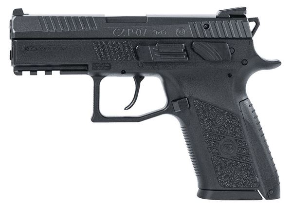 Picture of CZ P-07 9mm Black Semi-Automatic Pistol (Low Capacity)