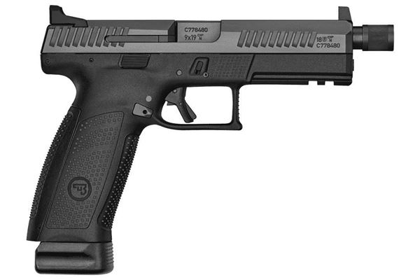 Picture of CZ P-10F 9mm Black Pistol (Low Capacity)
