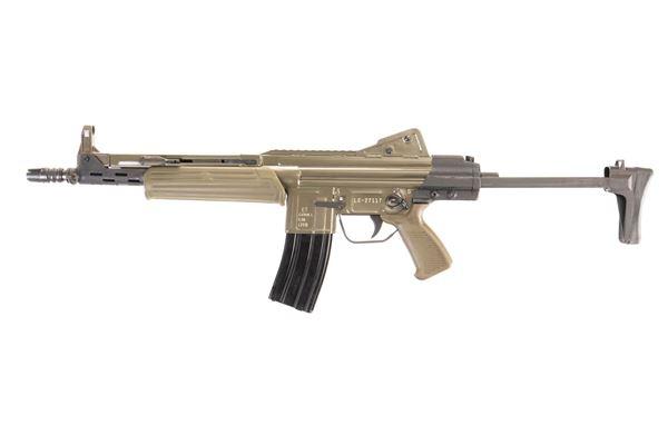 Picture of MarColMar Firearms CETME LC Gen 2 223 Rem / 5.56x45mm Semi-Automatic SBR