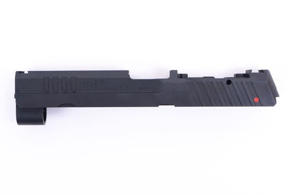 """Picture of Arex Slide for 9mm Rex Zero 1 Tactical Pistols with 4.3"""" or Longer Barrel"""