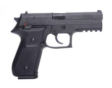 Picture of Arex Rex Zero 1 Standard Black 9mm Semi-Automatic 17 Round Pistol