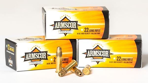 Picture of Armscor 22 LR 36 Grain Hollow Point 50 Round Box
