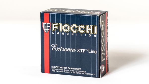 Picture of Fiocchi .40 S&W 180 Grain  XTP HP Ammo (Box of 25 Round)