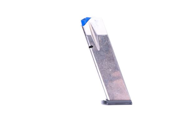 Picture of CZ 75 / 85 / SP01 9mm Chrome 17 Round Magazine