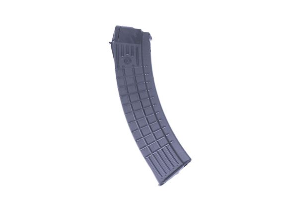 Picture of Arsenal Circle 10 Waffle Pattern 5.45x39mm Black Polymer Mil Spec 45 Round Ribbed Magazine