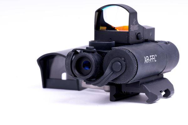 Picture of Burris Optics 300323 AR-FFL Fast Fire & Laser Combo