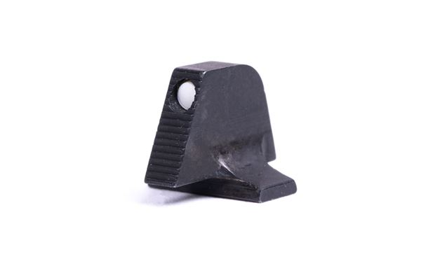 Picture of Arex Steel Front Sight with White Center Dot for Rex Zero 1 Pistols