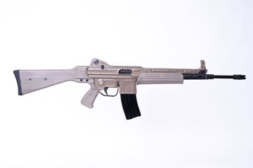 Picture of MarColMar Firearms CETME L Gen 2 223 Rem / 5.56x45mm Flat Dark Earth Semi-Automatic Rifle