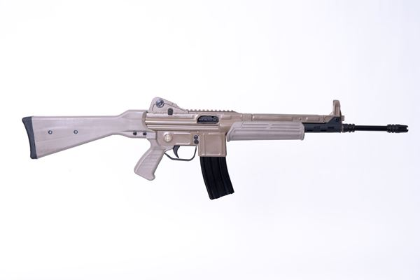 Picture of MarColMar Firearms CETME L Gen 2 223 Rem / 5.56x45mm Flat Dark Earth Semi-Automatic Rifle