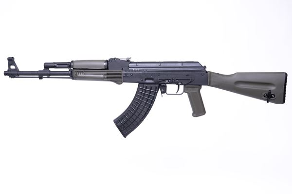 Picture of Arsenal SLR107R-11EG 7.62x39mm OD Green Semi-Automatic Rifle Enhanced Fire Control Group