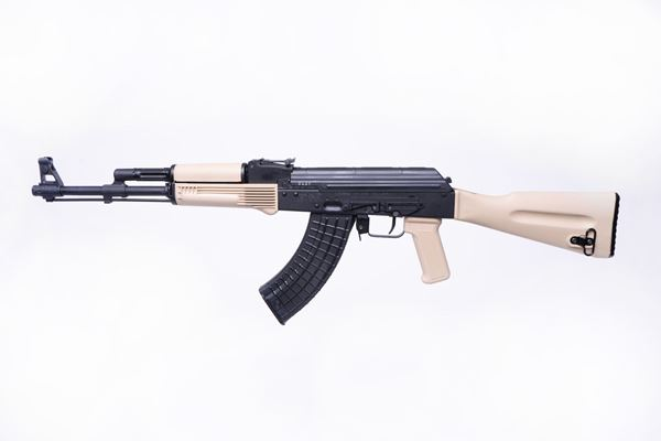 Picture of Arsenal SLR107R-11ED 7.62x39mm Desert Sand Semi-Automatic Rifle Enhanced Fire Control Group