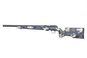 Picture of CZ 457 Varmint Precision Trainer 22LR Camo Bolt Action 5 Round Rifle