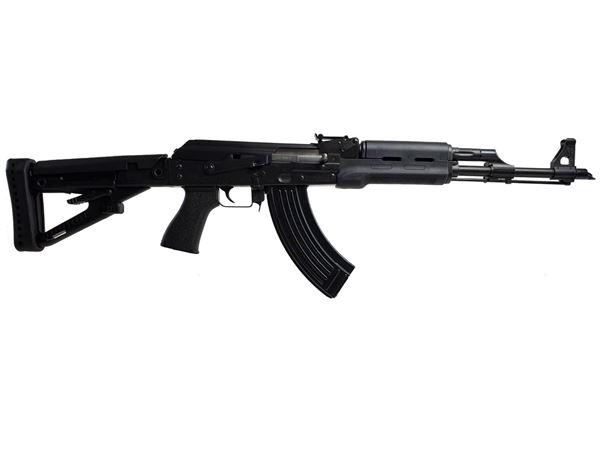Picture of Zastava ZPAPM70 7.62x39mm Black Semi-Automatic 30 Round Rifle