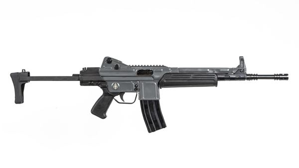 Picture of MarColMar Firearms CETME LC GEN 2 223 Rem / 5.56x45mm Grey Semi-Automatic Rifle with Rail