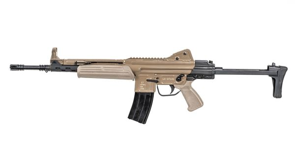Picture of MarColMar Firearms CETME LC GEN 2 223 Rem / 5.56x45mm Flat Dark Earth Semi-Automatic Rifle