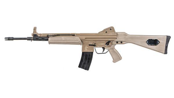 Picture of MarColMar Firearms CETME L Gen 2 223 Rem / 5.56x45mm FDE Semi-Automatic Rifle without Rail