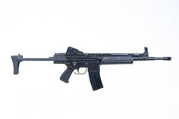 Picture of MarColMar Firearms CETME LC GEN 2 223 Rem / 5.56x45mm Black Semi-Automatic Rifle without Rail