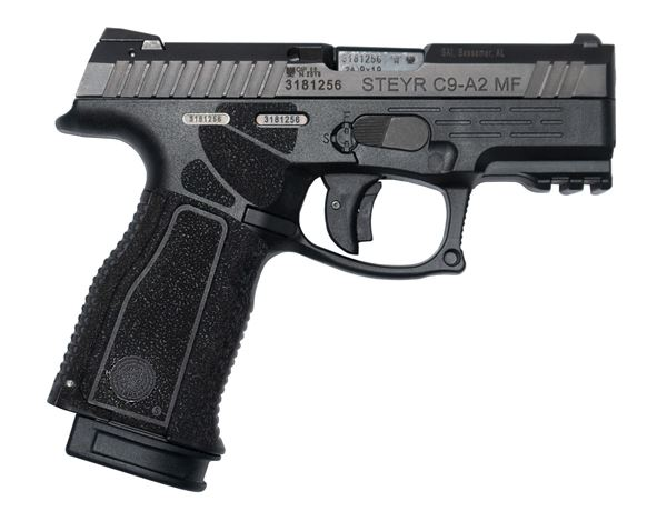 Picture of Steyr Arms C9-A2 MF Compact 9mm 17rd Striker Fired Pistol