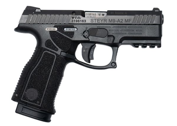 Picture of Steyr Arms M9-A2 MF Compact 9mm 17rd Striker Fired Pistol