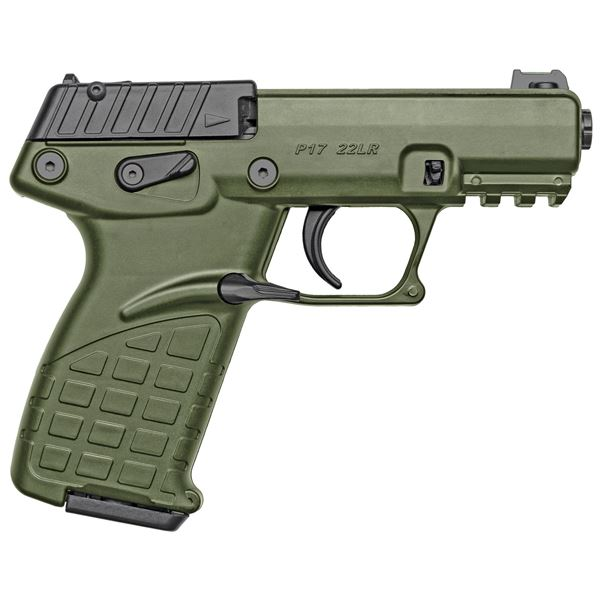 Picture of KelTec P17 22LR Semi-Automatic 16 Round Pistol