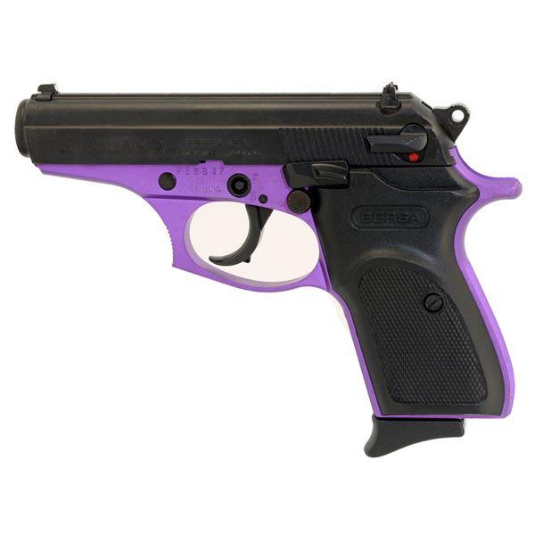 Picture of Bersa Thunder 380 ACP Purple Semi-Automatic 8 Round Pistol