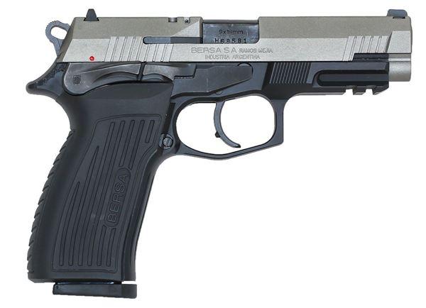 Picture of Bersa TPR 9mm Duotone Semi-Automatic 17 Round Pistol