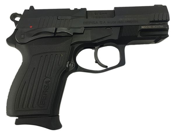 Picture of Bersa TPRC Compact 9mm Black Semi-Automatic 13 Round Pistol