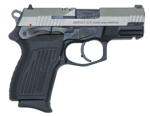 Picture of Bersa TPRC Compact 9mm Duotone Semi-Automatic 13 Round Pistol