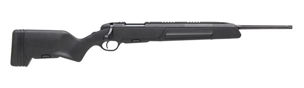 Picture of Steyr Arms Scout 6.5 Creedmoor Black Bolt Action 5 Round Rifle