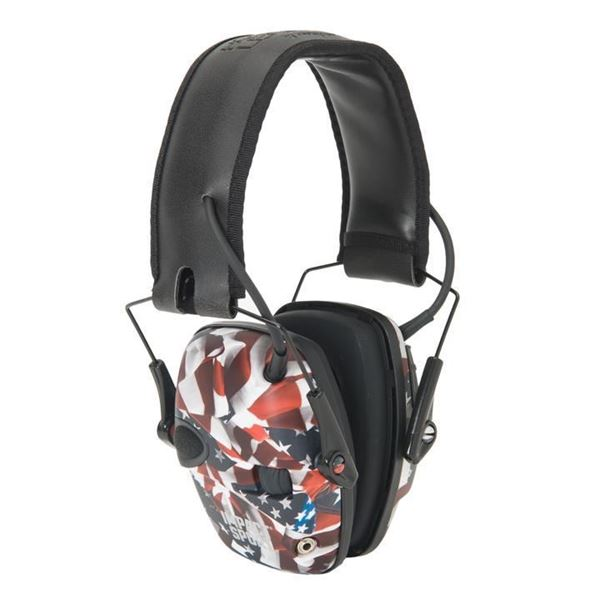 Picture of Howard Leight Impact Sport One Nation Electronic Earmuff