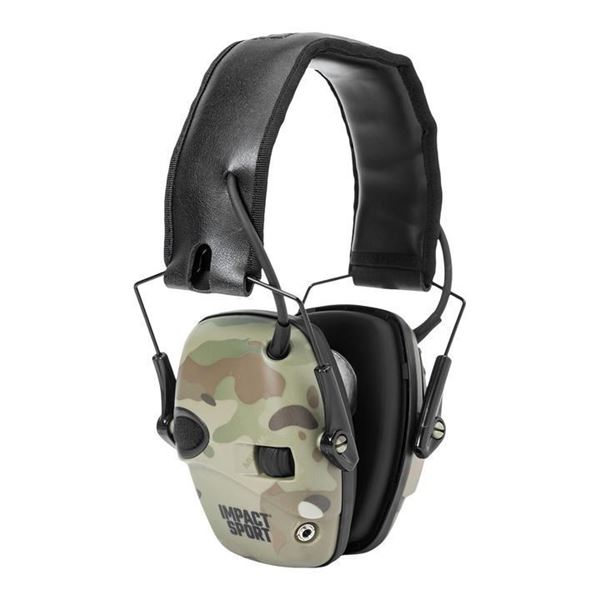 Picture of Howard Leight Impact Sport MultiCam Electronic Earmuff
