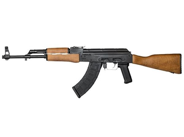 Picture of Century Arms WASR-10 7.62x39mm Walnut Semi-Automatic Rifle