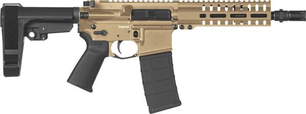 Picture of CMMG Banshee 300 Mk4 300 AAC Blackout Flat Dark Earth Semi-Automatic 30 Round Pistol