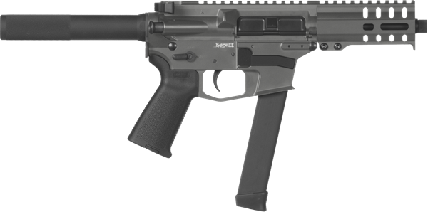 Picture of CMMG Banshee 300 MkGs 9mm Sniper Grey Semi-Automatic 30 Round Pistol
