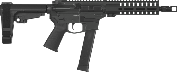 Picture of CMMG Banshee 300 Mk10 10mm Graphite Black Semi-Automatic 30 Round Pistol