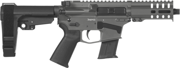 Picture of CMMG Banshee 300 Mk57 5.7x28mm Sniper Grey Semi-Automatic 30 Round Pistol