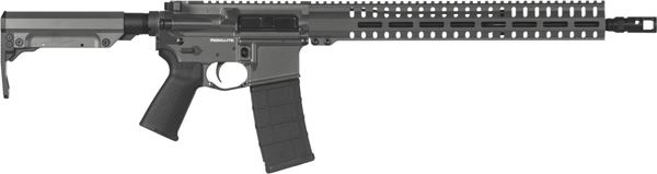 Picture of CMMG Resolute 300 Mk4 5.56x45mm Sniper Grey Semi-Automatic Rifle