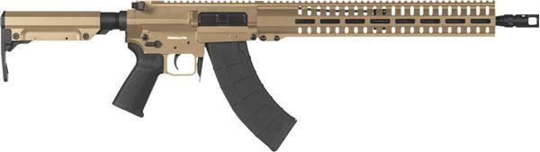 Picture of CMMG Resolute 300 Mk47 7.62x39mm Flat Dark Earth Semi-Automatic Rifle