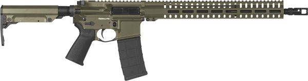 Picture of CMMG Resolute 300 Mk4 5.56x45mm OD Green Semi-Automatic Rifle