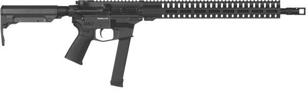 Picture of CMMG Resolute 300 MkGs 9mm Graphite Black Semi-Automatic Rifle