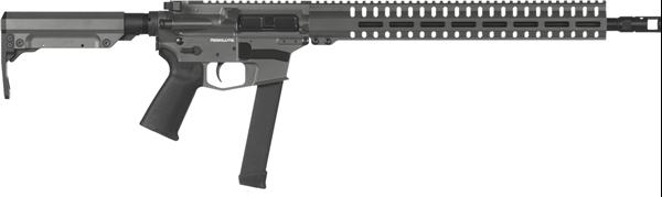 Picture of CMMG Resolute 300 MkGs 9mm Sniper Grey Semi-Automatic Rifle
