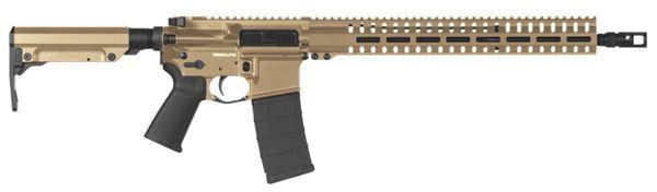 Picture of CMMG Resolute 300 5.56x45mm Flat Dark Earth Semi-Automatic Rifle