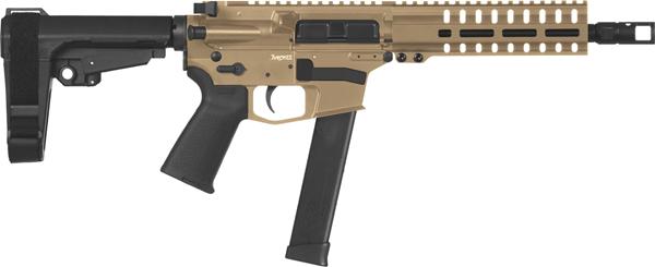 Picture of CMMG Banshee 300 Mk10 10mm Flat Dark Earth Semi-Automatic 30 Round Pistol