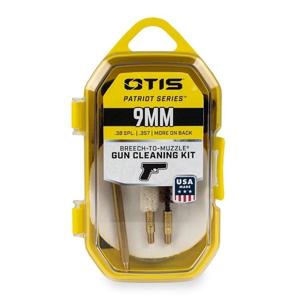 Picture of Otis Technology Patriot Series 9mm / 38 Cal Pistol Cleaning Kit