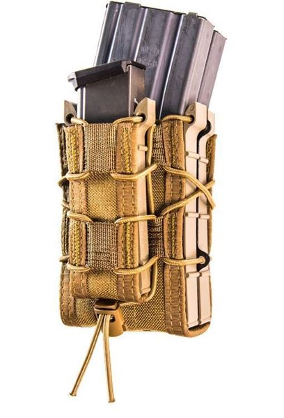 Picture of High Speed Gear X2RP TACO Double Rifle Single Pistol Mag Pouch
