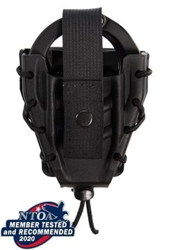 Picture of High Speed Gear Black Handcuff TACO Kydex U-Mount